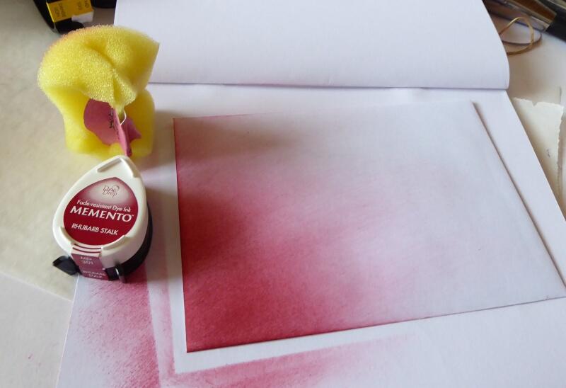Kartenworkshop chindlifraesser.ch one layer Karten - wir machen passende Umschläge
